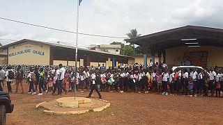 Gabon : des «clips» pour montrer les actions conrètes de Bongo en matière d'éducation