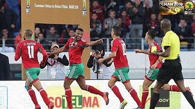 CHAN-2018 - Demi-finales Maroc-Libye et Nigeria-Soudan