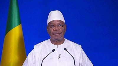 Mali : l'hommage du Président aux victimes de Boni