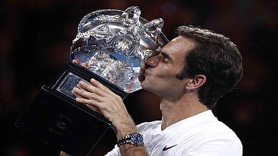 À Melbourne, Federer décroche le 20e titre en Grand Chelem de sa carrière