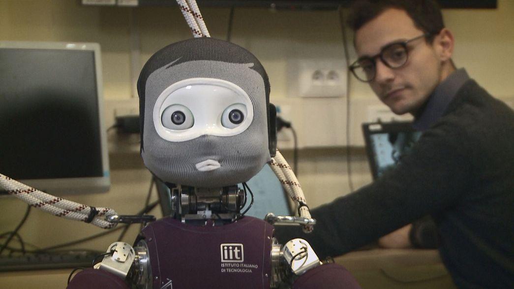 Il robot intelligente che aiuta gli umani