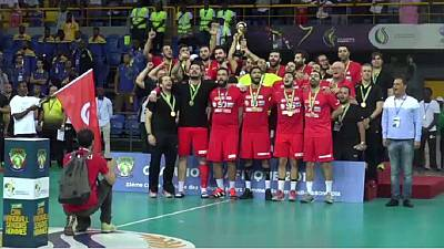 Tunisia wins 2018 Africa Cup of Nations Handball Cup for the 10th time