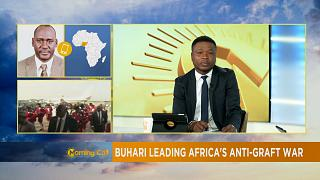 Buhari named as AU's anti corruption champion [The Morning Call]