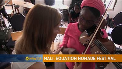 "Mali ""Equation Nomades"" music festival [The Morning Call]"