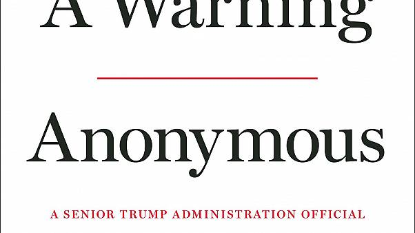 Image: Cover of 'A Warning'