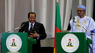 Cameroon receives separatist leader, 46 others deported from Nigeria