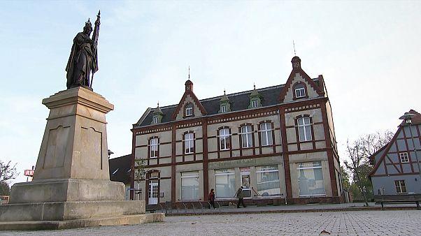 Lauchhammer, Germany.