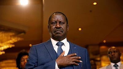 Raila Odinga awaits ''swearing-in'' as alternative president