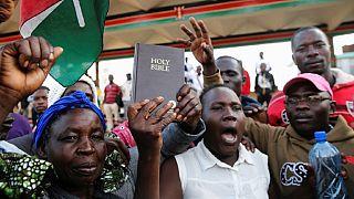 Kenya - Investiture de Raila Odinga : manifestants dispersés, médias fermés