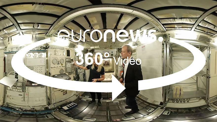 ¿Le gustaría ser astronauta? Visitamos el centro europeo de astronautas