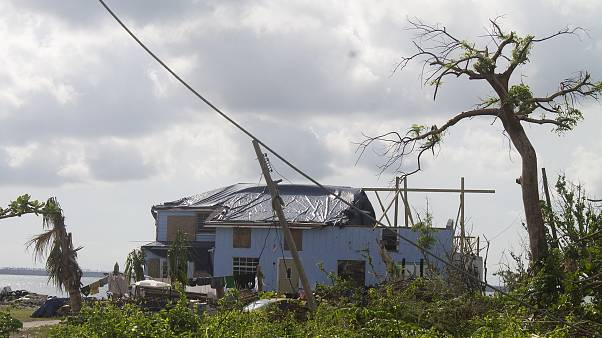 Two months after Dorian, debris poses critical health risks for Bahamians