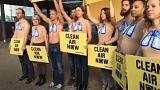 الاتحاد الأوروبي يحذر الدول المتسببة في تلوث الهواء برفع دعاوى قضائية بشأنها