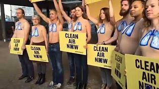 Nove países ameaçados com tribunal devido à poluição do ar