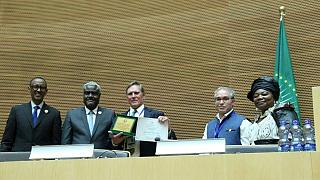 Algerian, South African scientists scoop AU accolades