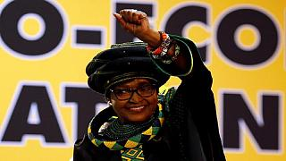 Winnie Mandela est sortie de l'hôpital