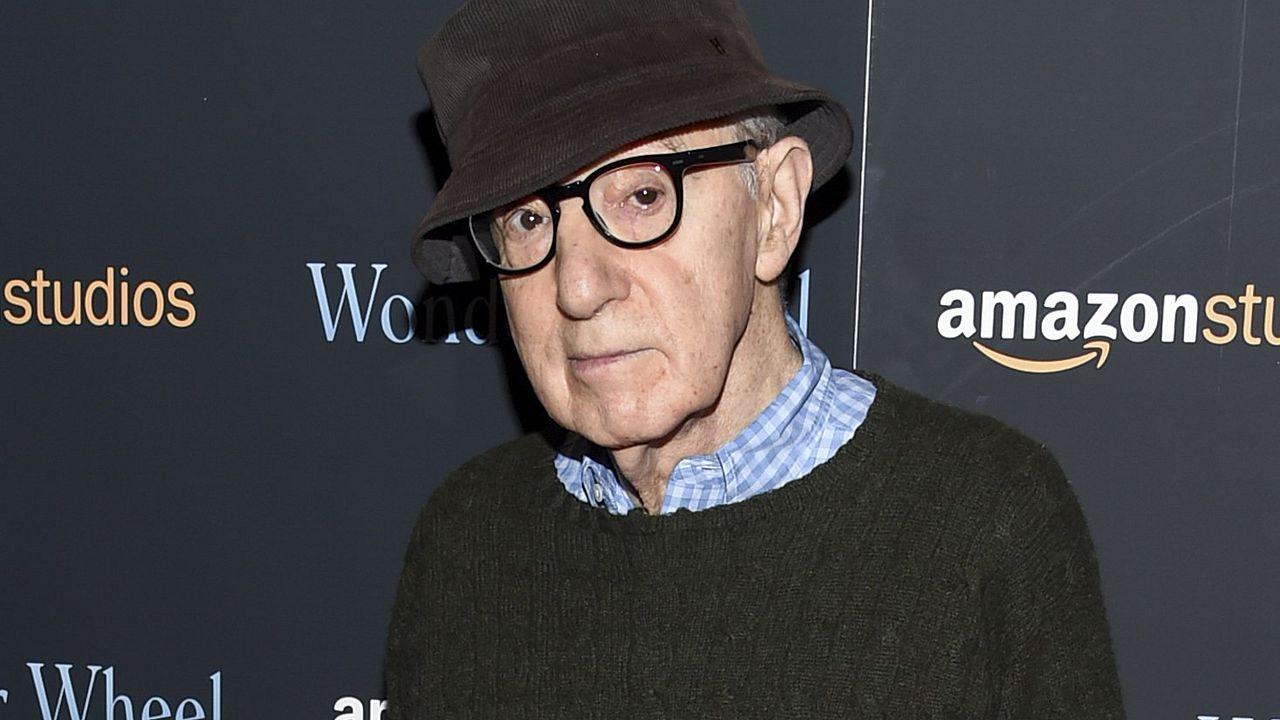 Image: Woody Allen