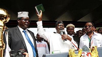Kenya : NRM, « un mouvement illégal », selon les autorités