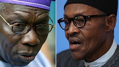Nigeria's Buhari warns aides to respect Obasanjo despite stinging letter