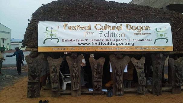Dogon Festival attempts to boost Mali s cultural economy  no comment     Africanews 29bb9dd9de8a