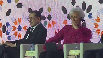 Monde arabe : Christine Lagarde invite à plus d'investissements dans le secteur privé