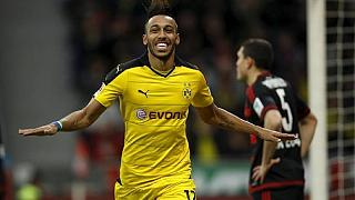 Gabon international Aubameyang joins Arsenal