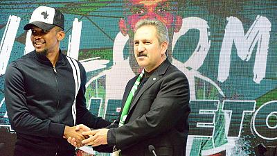 Football - Mercato : Samuel Eto'o quitte Antalyaspor pour Konyaspor