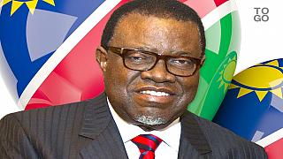 Namibia president bans foreign travel for all officials in cost cutting move