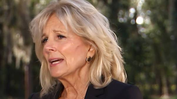Jill Biden on MSNBC on Nov. 11, 2019.