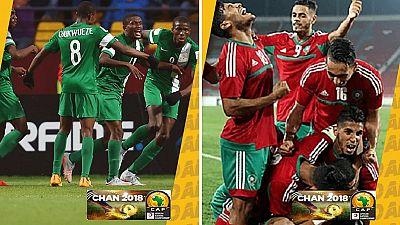 CHAN 2018 : le Maroc affronte le Nigeria en finale