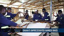Ghana: la révolution du vélo en bambou [Business Africa]