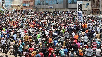 Togo : de nombreux manifestants dans les rues contre le pouvoir