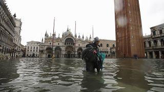 Image: Venice Flooding