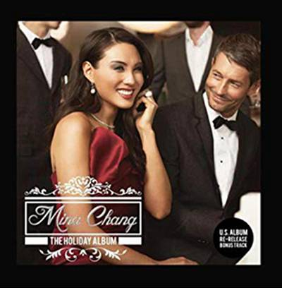 """The Holiday Album"" by Mina Chang."