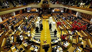 Afrique du sud : le discours très attendu du président maintenu au 8 février
