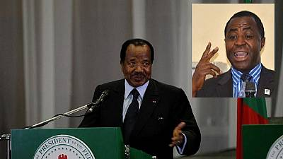 Cameroon separatist leader's lawyer unable to see him, govt mute