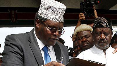 Kenya : spectaculaire arrestation d'un membre de l'opposition
