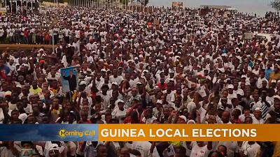 Guinée : Élections locales, J - 2 [The Morning Call]