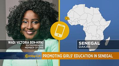 GPE Replenishment Conference Dakar, promoting girl child education [The Morning Call]