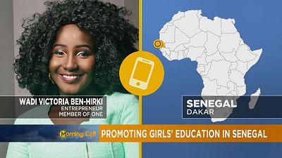 Promouvoir l'éducation des filles au Sénégal [The Morning Call]
