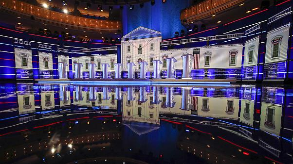 Image: Democratic Presidential Candidates Attend First Debates Of 2020 Elec