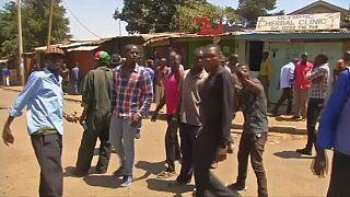 Protests hit Nairobi slum after arrest of opposition official