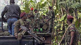 RDC : 34 miliciens remis par le Burundi à l'armée régulière