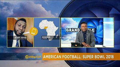 American football Super Bowl Sunday [The Morning Call]