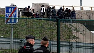 Eritrean, Afghan migrants clash in deadly 'gang warfare' in French camp