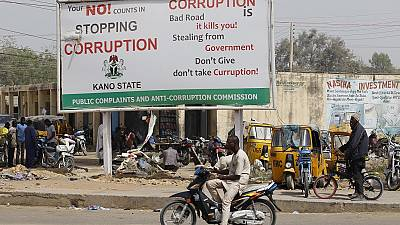 "Nigeria's anti-corruption judge accused of being ""corrupt"""