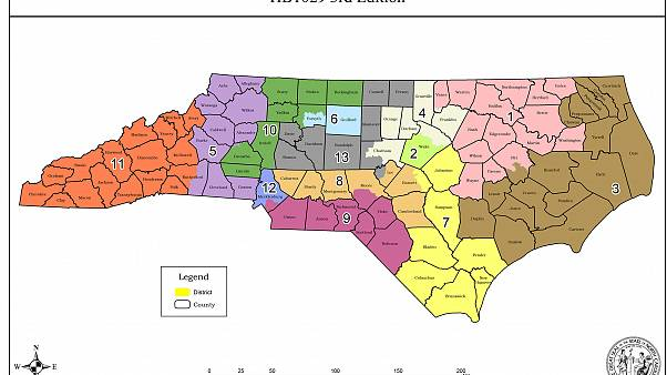 GOP endanger two reps in new map. Dems say it's not enough.