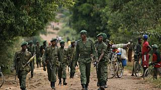 Rebels kill 3 soldiers, looting clinic in eastern DRC