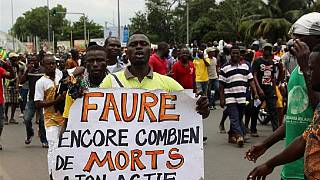 Togo capital hit by anti-govt protest despite dialogue deal