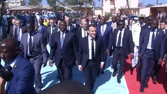 France's Macron pledges 200 million euros for global education [No Comment]