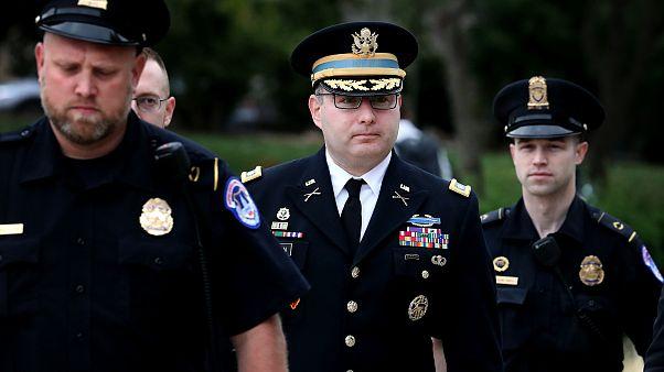 Image: Lt. Col. Alexander Vindman, director for European Affairs at the Nat